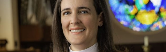 Bishop Jennifer Randall visits St. John's Episcopal church